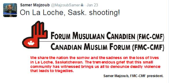 Samer on La Loche shooting
