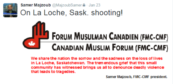 Samer on La Loche shooting