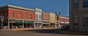 Morning in Laramie
